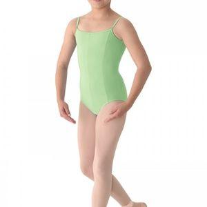 Seafoam (green) Mirella leotard - children's sizes